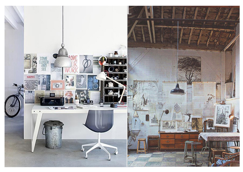The inspired biologist - Office studio design ideas ...